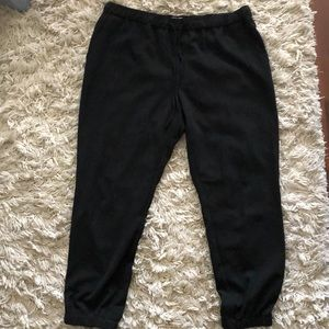 Merona drawstring joggers size XL